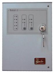 SB-BSD Centrale di Allarme 2 Zone + Bus Inseritori Tastiera