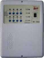 SE-CGO Centrale Antifurto 8 Zone BUS Originale Securvera