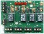 SS-OCA Rileva Tensioni da 1,5 V. Commuta Relè Modulo 4 Vie