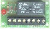 SS-RL1 Relè 1 Scambio 1 A 24 V. per Uscite Open Collector