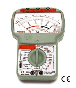 2820 R Multimetro Tester ICE Misure Elettriche Securvera