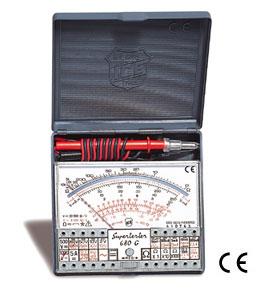 Tester Multimetro Strumento di Misura Elettrico