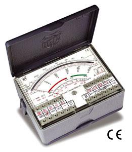 Multimetro Tester Analogico Securvera