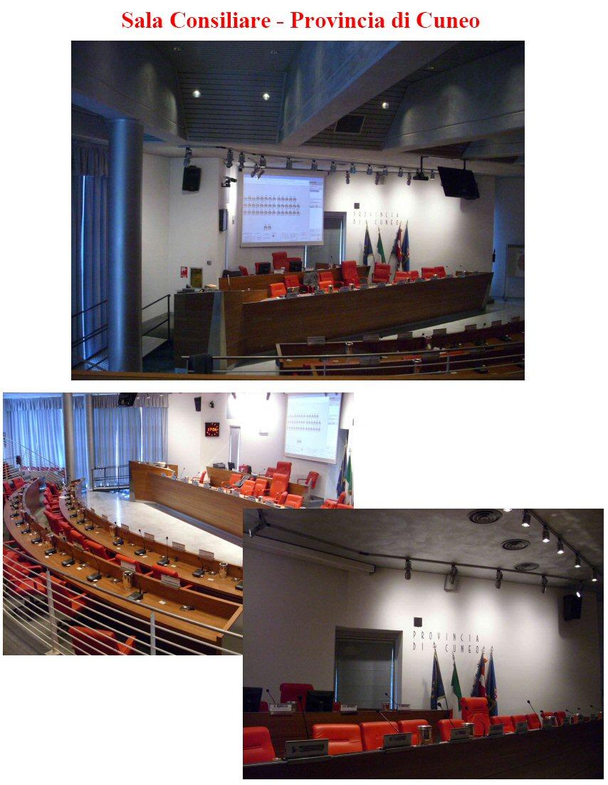 Alcuni Impianti Funzionanti Videoconfereza