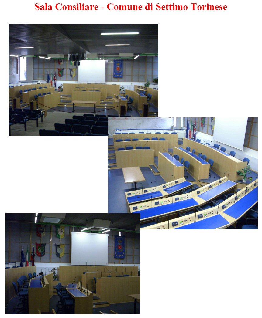 Sistema Videoconferenza Comunale Attivo Votazioni