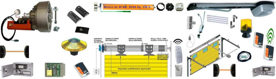 Serrande Basculanti Porte Sezionali Automatiche Securvera