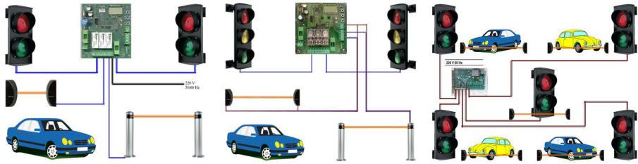 Semafori Impinti Semaforici Tipo Automatici Seurvera