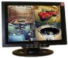 Monitor 10 P. Videosorveglianza Tavolo Allarmesatellitare