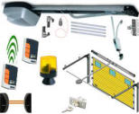 Kit Automatismo 24/220 V Basculante 100 kg Securvera