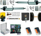 Kit Automatismo Idraulico 220 V ante da 4 mt Securvera