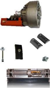 Motore 130-168-180 Kg 220 V. Serranda Securvera