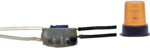Intermittenza 220 V. 20 W. per Lampeggiatore