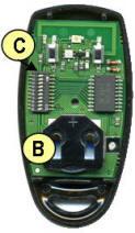 Radiocomando Codifica Variabile Personale Securvera