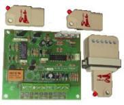 SV-CE2 Chiave Elettronica di Sicurezza 3 k Lettura Resistiva