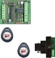 SV-K3P Chiave Elettronica Prossimità