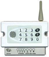 Chiamata GSM 4 Canali 4 Teleattiv. Telef. Telesoccorso