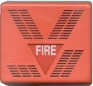 Sirena Badenia Elettronica Lampeggiante Antincendio