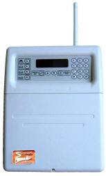 Sydra 64 Centrale Antifurto Radio Filo Rolling Code