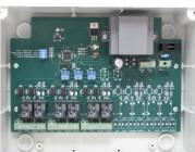 Centrale Semaforica 3/4/5 Semafori 2 Luci Automatica Securvera