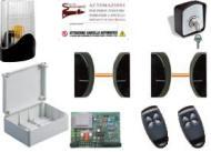 Kit Elettronica di Ricambio 220 V. Cancello 2 Ante