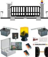 Kit Interrato 2 Ante Canello Portante 220 V. Securvera