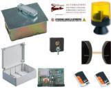 Kit Automatismo Interrato Cancello Portante Securvera