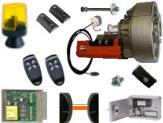 Kit Automatismo 220 V. Serranda 160 kg Radio Securvera