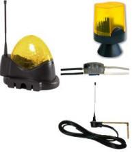 Lampeggiatori Antenne Fari Automatismi Securvera