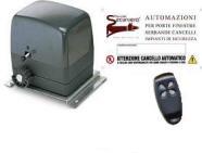 Kit Ricambio Motore Centrale Radiocomando