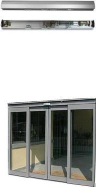 Porta Scorrevole Automatica Doppia Anta 220/24 V. Securvera